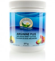 Arginine plus de Nature's Sunshine