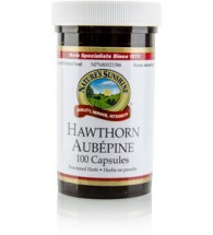 Aubépine de Nature's Sunshine