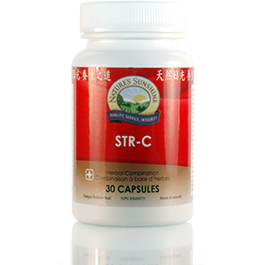 STR-C Produit Nature's Sunshine